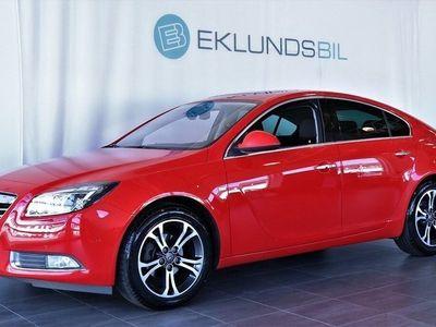 begagnad Opel Insignia 2.0 CDTI Business 1-brukare (160hk)