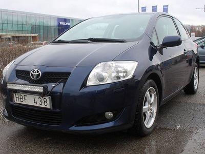 begagnad Toyota Auris 1.6 VVT-i 124HK NYBES