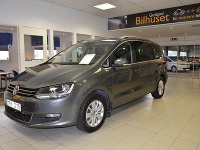 begagnad VW Sharan 2.0 TDI BlueMotion 4Motion 7-sits