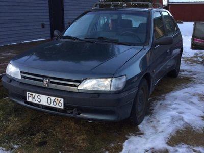 begagnad Peugeot 306 5-dörrar 1.9