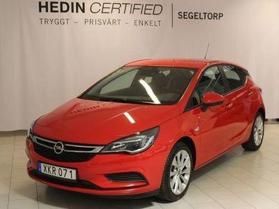 begagnad Opel Astra 1,4 T 150HK AUTOMAT 5D