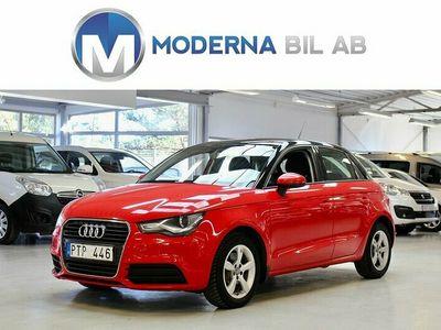 begagnad Audi A1 1.6 TDI 105HK M-VÄRM XENON