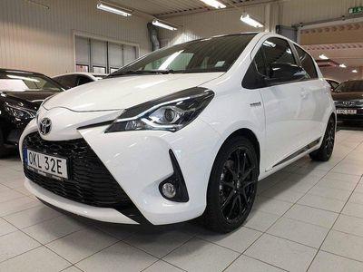 begagnad Toyota Yaris 1.5 Elhybrid GR-Sport / Vinterhj
