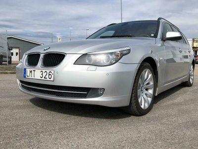 begagnad BMW 520 d Touring, E61 (177hk)