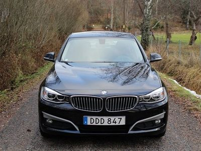 begagnad BMW 320 Gran Turismo D xDrive Modern Line / Aut / Navi -14