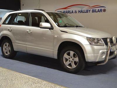 begagnad Suzuki Grand Vitara 5-dörrar 2.0 4WD Drag