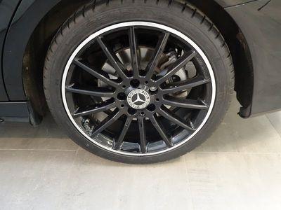 begagnad Mercedes CLA250 Shooting Brake 7G-DCT Euro 6 211hk Kom