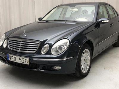 begagnad Mercedes E320 E-KlassCDI W211