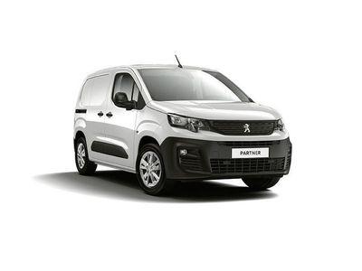 begagnad Peugeot Partner PRO PureTech Automat L1 2019, Transportbil 256 718 kr
