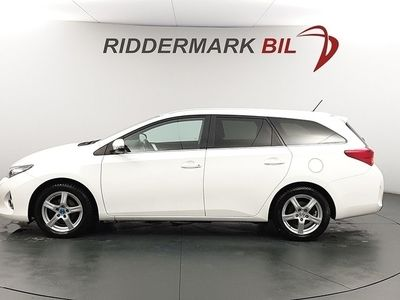 begagnad Toyota Auris 1.6 Valvematic Touring Sports (132hk)