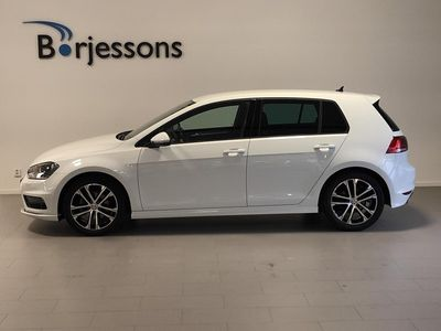begagnad VW Golf GT 1.4 TSI 150hk R-line, Backkamera