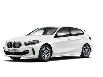 begagnad BMW 118 i M-Sport Hifi Eluppvärmd Ratt