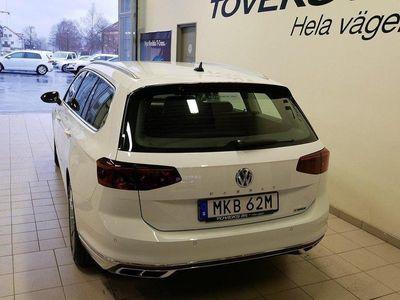 begagnad VW Passat Sportscombi SC PA GT 2.0