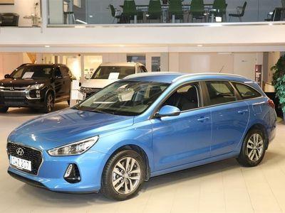 begagnad Hyundai i30 Kombi 1.4 Turbo Comfort 140 Hk Aut