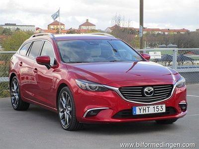 begagnad Mazda 6 2.2 DE AWD Optimum Värmare