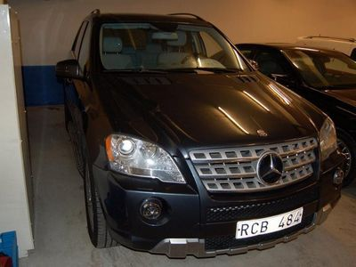 begagnad Mercedes ML55 AMG 4MATIC