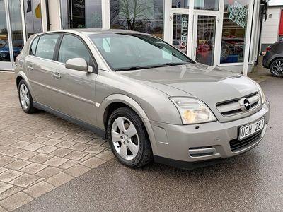 begagnad Opel Signum 2.0T (175hk)