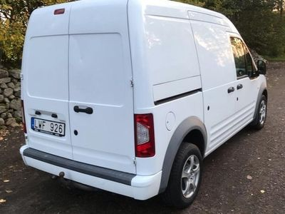 begagnad Ford Transit connect 6400 mil