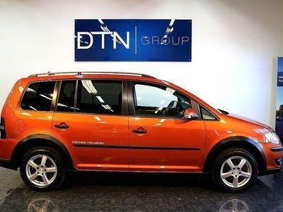 gebraucht VW Touran Cross 2.0 TDI (170hk), DSG, -08