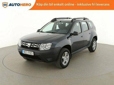 begagnad Dacia Duster 1.6 SCe Ambiance 115hk / Aircondition