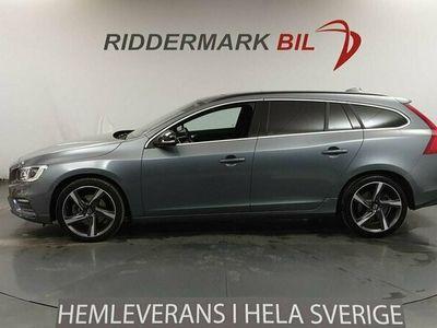 begagnad Volvo V60 D3 150hk Eu6 R-Design Voc Blis T-Lucka Navi D-värm