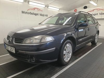 begagnad Renault Laguna 2.0 Turbo Expression 170hk