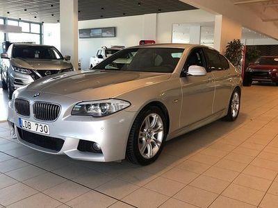 begagnad BMW 535 d Sedan M Sport Automat Navigation Skinn 2011, Sedan 244 900 kr