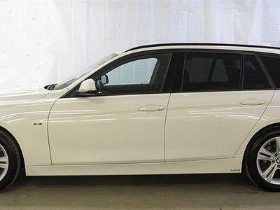 begagnad BMW 320 d Touring Sport Line