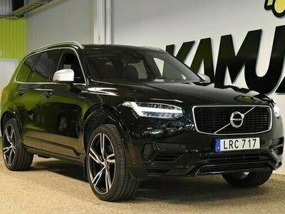 begagnad Volvo XC90 T8 TwEn | AWD | R-Design | HUD | 7-Sits | Pano 2018, SUV Pris 619 800 kr