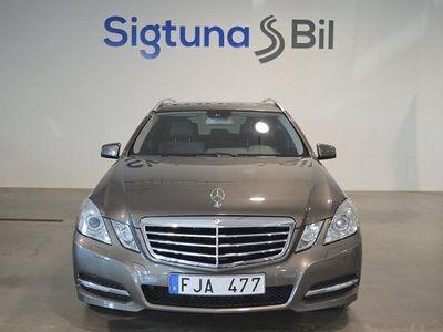 brugt Mercedes 250 E-KlassT CDI 4MATIC BlueEFFICIENCY Plus 204hk
