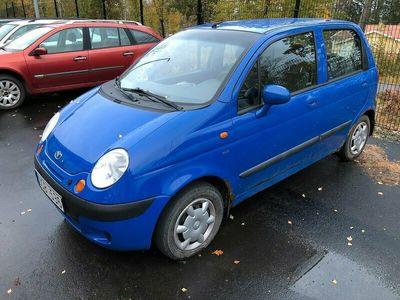 begagnad Chevrolet Matiz 2004, Kombi 12 900 kr
