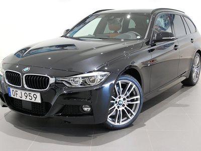 begagnad BMW 330 i xDrive M Sport Aut Nav Hi-Fi Drag