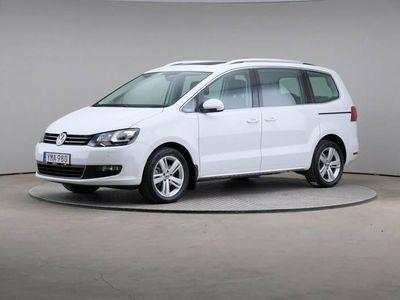 begagnad VW Sharan 1.4 TSI DSG Panoramatak