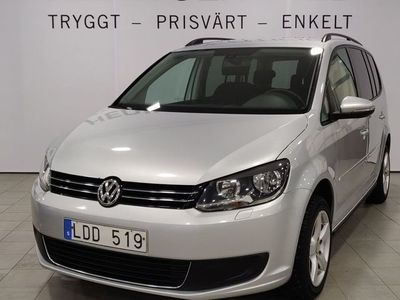 gebraucht VW Touran 1.4 TSI Eco Fuel Aut7 Masters