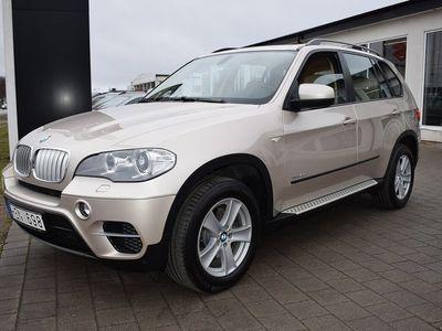 begagnad BMW X5 xDrive40d E70 (306hk) Automat