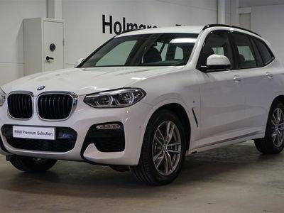 begagnad BMW X3 xDrive30i Värmare El-Stol Navi Drag