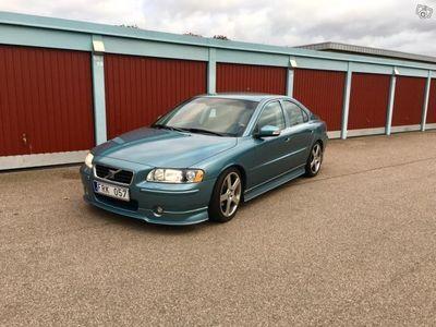 begagnad Volvo S60 2,4D Sport, Man, värmare, drag, nav -07