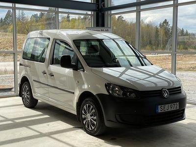 begagnad VW Caddy 1.6TDI 102hk DSG/Auto/Skåp