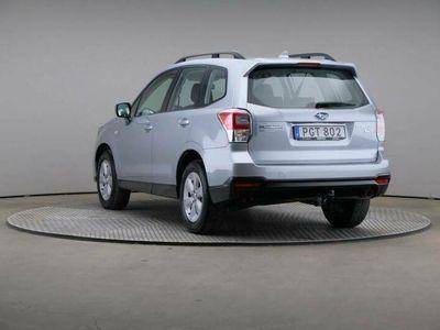 begagnad Subaru Forester 2.0D X-Mode CVT AWD Drag