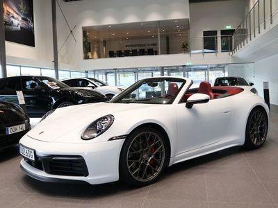 begagnad Porsche 911 Carrera S Cabriolet 911 992