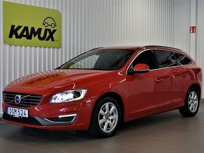 begagnad Volvo V60 D4 Momentum BE S&V-Hjul (181hk)
