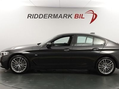 begagnad BMW 530 i xDrive G30 Sedan Skinn Air D-värme Navi Digital