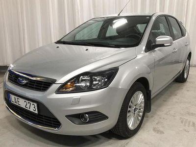 begagnad Ford Focus 1.8 Flexifuel 5dr (125hk)