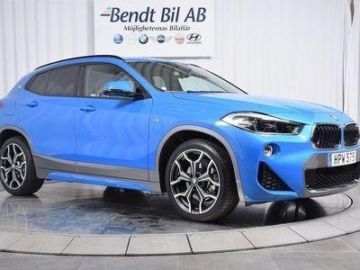 brugt BMW X2 xDrive 20d M-Sport / MELLANDAGSREA