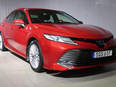 begagnad Toyota Camry Hybrid 2,5 Executive Premium