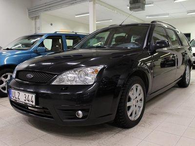 begagnad Ford Mondeo V6 Ghia Aut Bensinvärmare Fullser -04