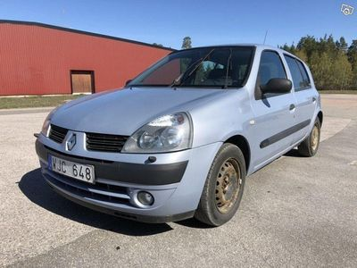begagnad Renault Clio R.S. 5-dörra Halvkombi 1.2 Expressi -05