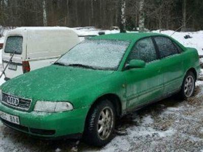 begagnad Audi A4 1,8T Quattro defekt -97