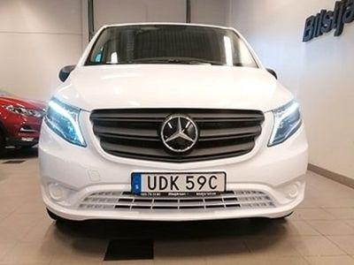 begagnad Mercedes Vito Benz 116 CDI 4x4 9G-Tronic Euro 6 2020, Transportbil 461 250 kr
