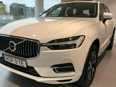begagnad Volvo XC60 T6 AWD Recharge Inscr Expression T 2021, SUV Pris 584 900 kr
